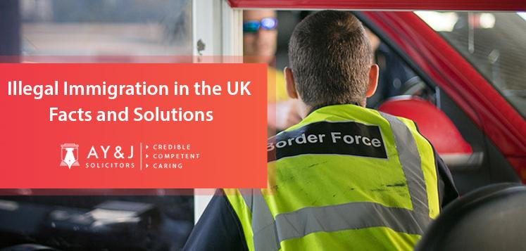 Illegal Immigration in the UK – Facts and Solutions