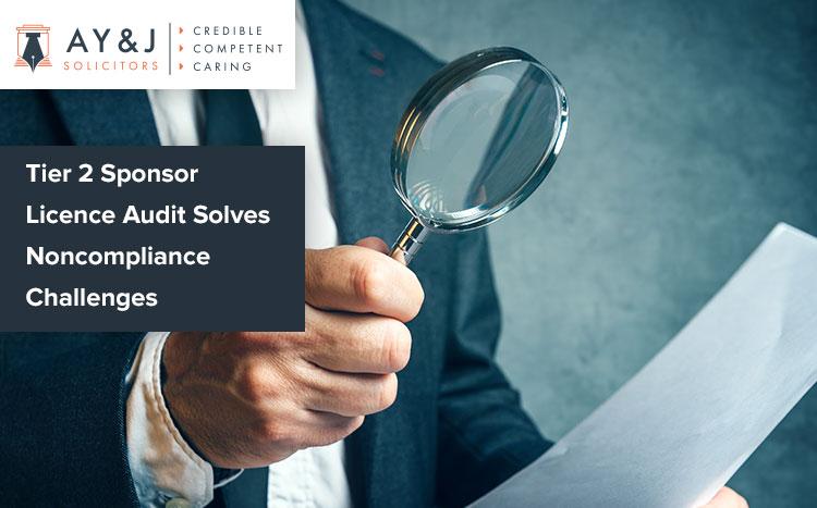 Tier 2 Sponsor Licence Audit is Important
