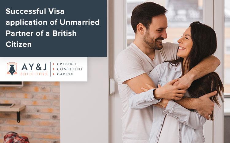 Unmarried Partner of British Citizen