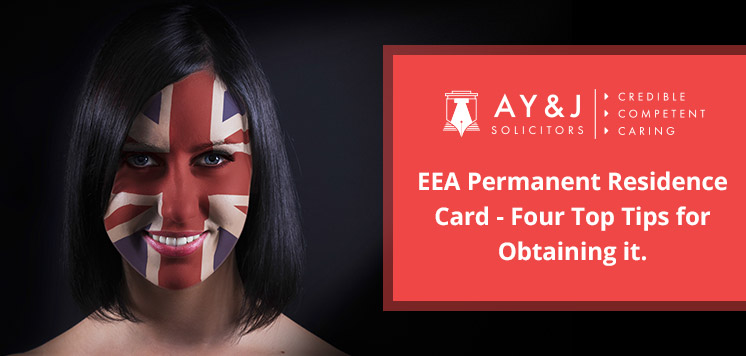 Tips For Obtaining An EEA Permanent Residence Card