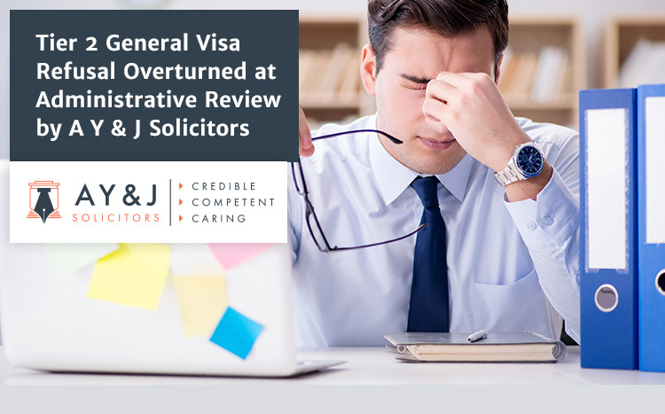 Tier 2 General & ICT Visa