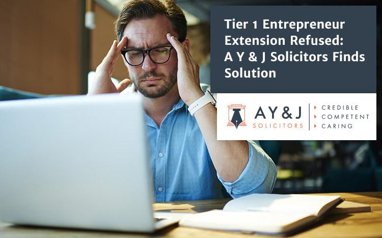 Tier1 Entrepreneur Visa