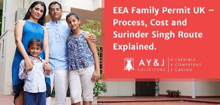 Facts About EEA Family Permit UK