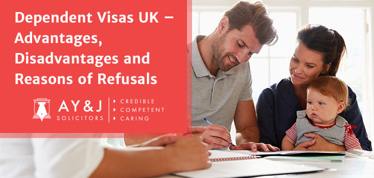 All About UK Dependent Visas
