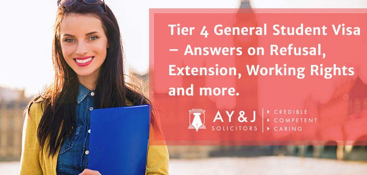 All Answer to the Tier 4 General Student Visa