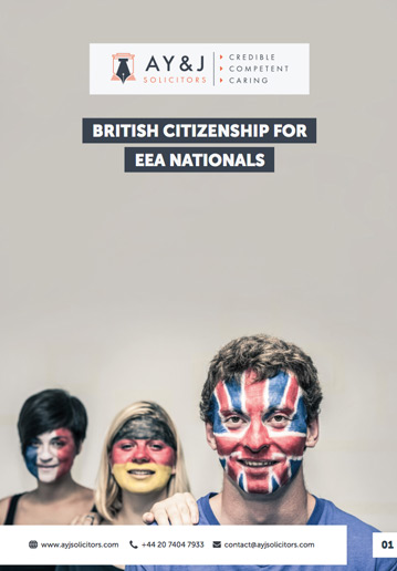 British Citizenship for EEA Nationals