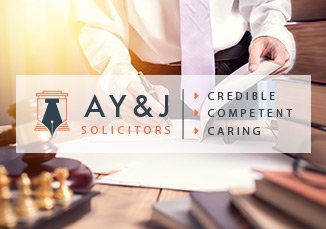 A Y & J Solicitors Archives