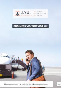 Standard Business Visitor Visa