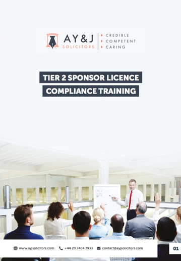 Train Staff for Compliance