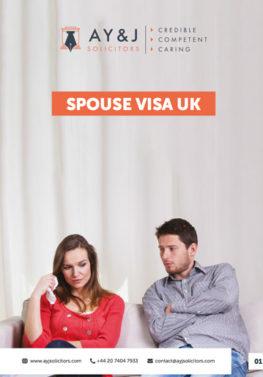 UK Spouse Visa Brochure