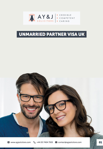 Unmarried Partner Entry Clearance
