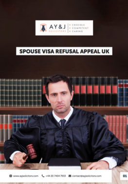 Spouse Visa Appeal