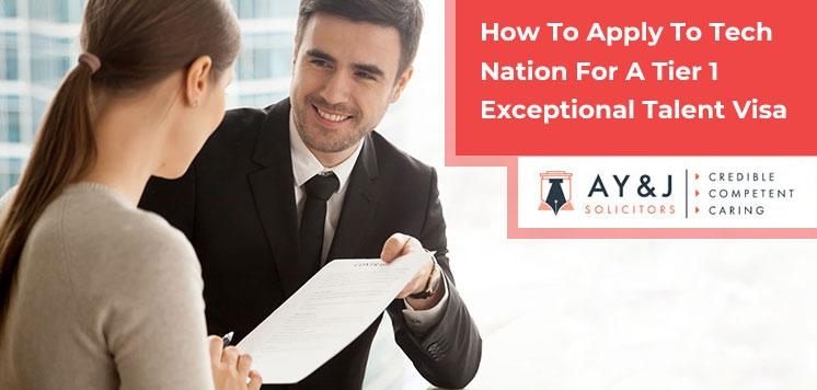 How-To-Apply-To-Tech-Nation-For-A-Tier-1-Exceptional-Talent-Visa