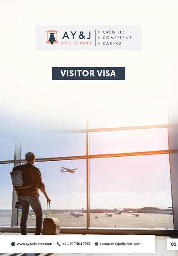 Visitor Visa Brochure Thumbnail